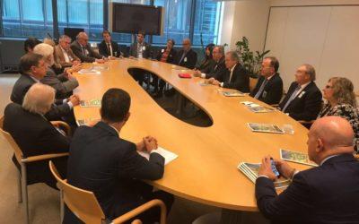 Fepime es reuneix a Brussel·les amb el comissari Miguel Arias Cañete