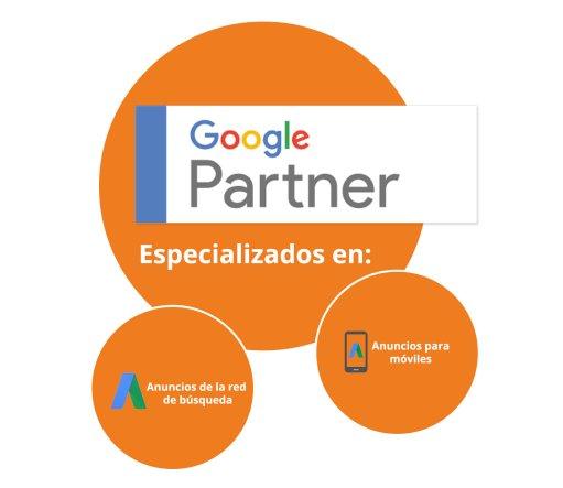 Somos Google Partner