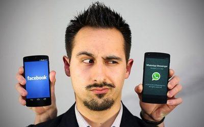 Whatsapp desbanca Facebook en el pódium del uso de Redes Sociales