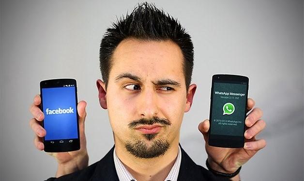 Ús de xarxes socials